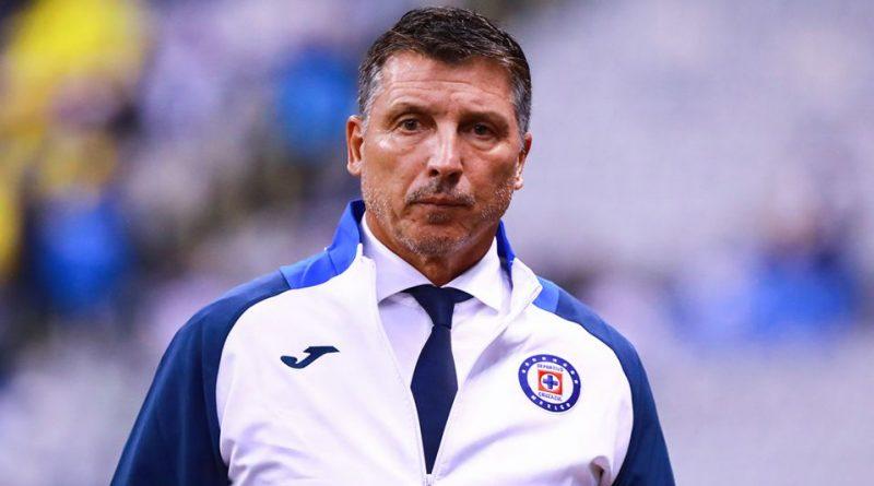 Robert Dante Siboldi: «En Cruz Azul no hay permiso para perder el piso»