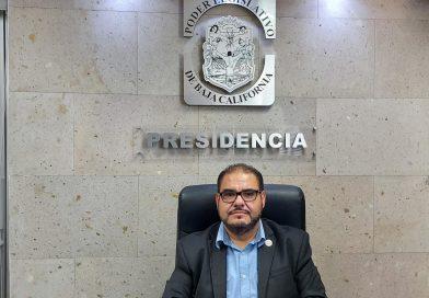 ELIGEN AL DIPUTADO JULIO CÉSAR VÁZQUEZ COMO PRESIDENTE DEL CONGRESO LOCAL