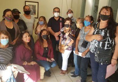 Atiende diputado Vázquez Castillo peticiones de residentes del Distrito VII
