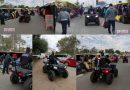Realiza Policía Municipal de Rosarito campaña de concientización del uso de cubre bocas