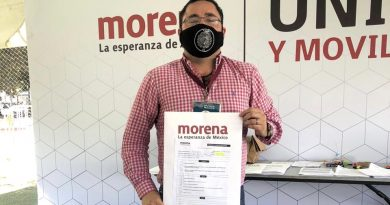 YOUTUBER QUE DESEÓ BALEARAN A REPORTERA SE REGISTRA COMO CANDIDATO A DIPUTADO POR MORENA