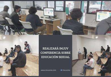 REALIZARÁ IMJUV CONFERENCIA SOBREEDUCACIÓN SEXUAL