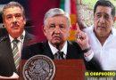 """TEPJF DIO UN """"GOLPE A LA DEMOCRACIA"""" AL RETIRAR CANDIDATURAS DE SALGADO Y MORÓN: AMLO"""