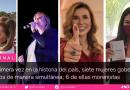 Mujeres hacen historia en México: seis candidatas podrían convertirse en gobernadoras