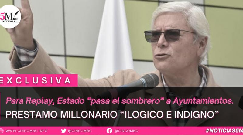 """PRESTAMO MILLONARIO """"ILOGICO E INDIGNO"""""""
