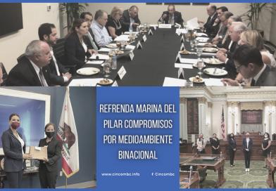 Refrenda Marina del Pilar compromisos por medioambiente binacional