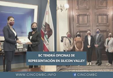 BC tendrá oficinas de representación en Silicon Valley